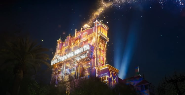 Disney World 50th Anniversary Commercial